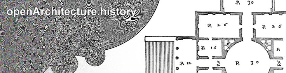 openArchitecture.history