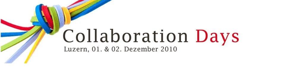 Collaboration Days 2010 - die Schweizer SharePoint Konferenz