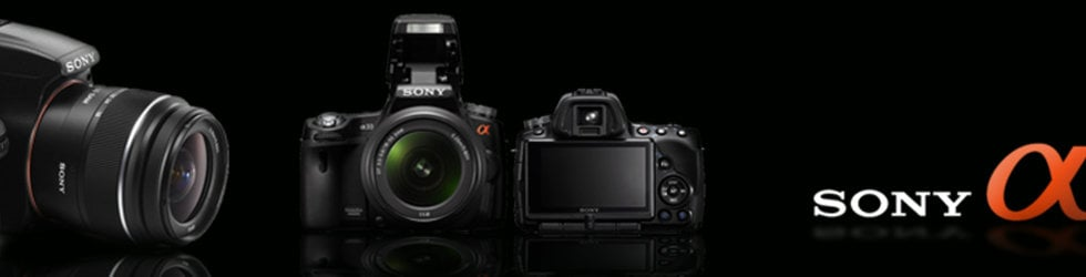 Sony alpha a33 y a55 ESPAÑOL