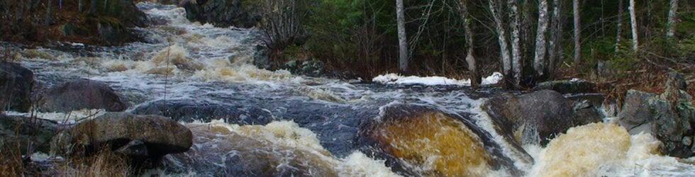 New Brunswick Whitewater Paddling