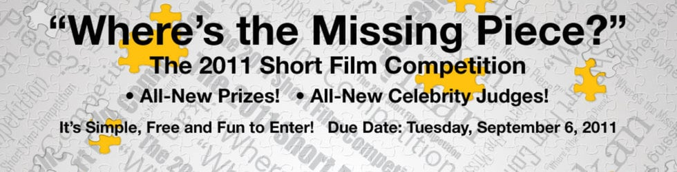 Where's the Missing Piece? Ikan Short Film Contest 2011