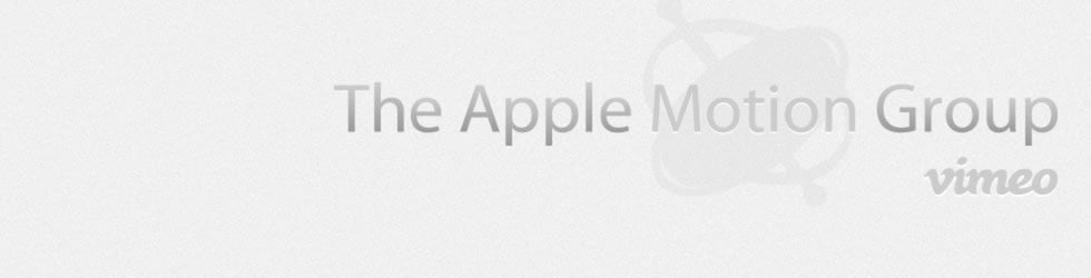 The Apple Motion Group on Vimeo