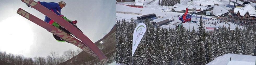 Skiing POV Videos