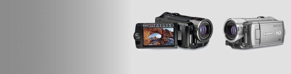 Canon HF10/HF100/HF11