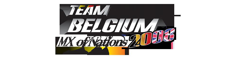 MX of Nations - Team Belgium