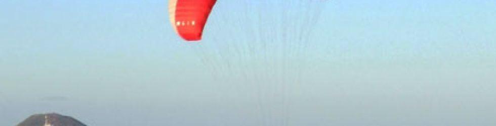 Yamac Parasutculer (Paragliders)