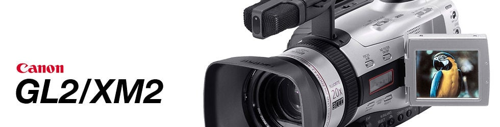 Canon GL2/XM2