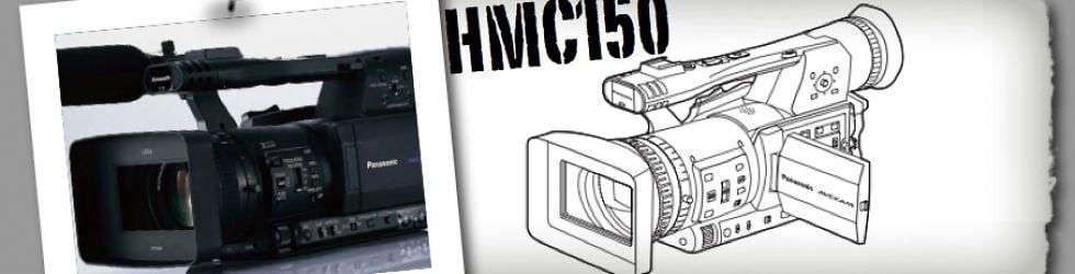 Panasonic HMC150