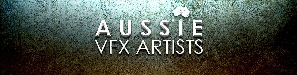 Aussie VFX Artists