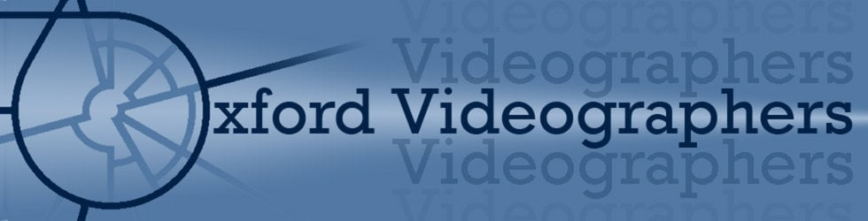 Oxford (UK) Videographers