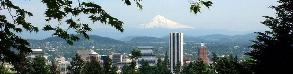 Portland Oregon sights and sounds