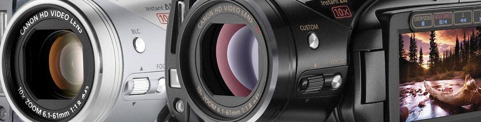 Canon HV 20 / 30 / 40