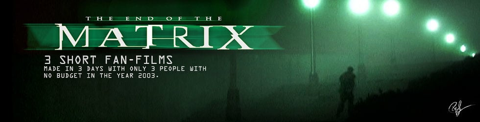 The End of the Matrix Micro-Trilogy