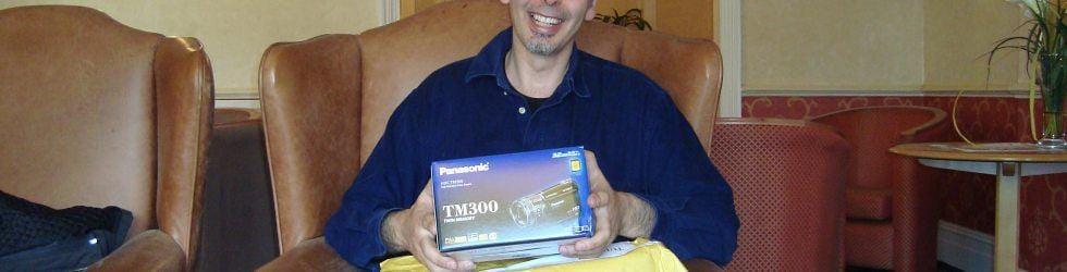 Panasonic HDC TM300, HS300 and SD300