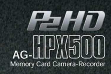 Panasonic P2HD