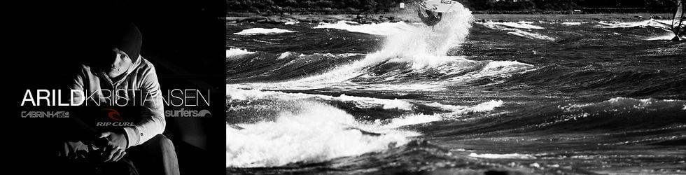 Arild Kristiansen strapless surf