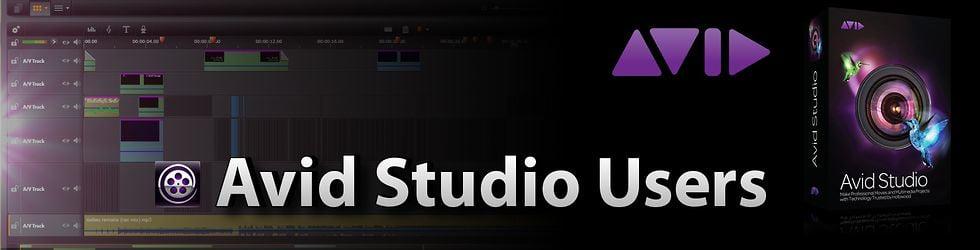 Avid Studio Users