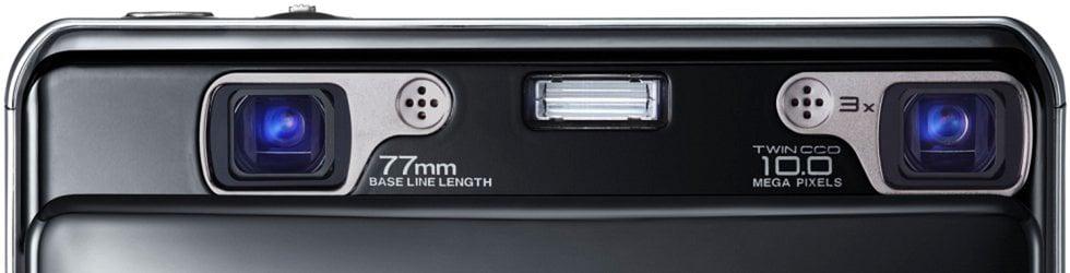 Fujifilm FinePix REAL 3D W1/W3