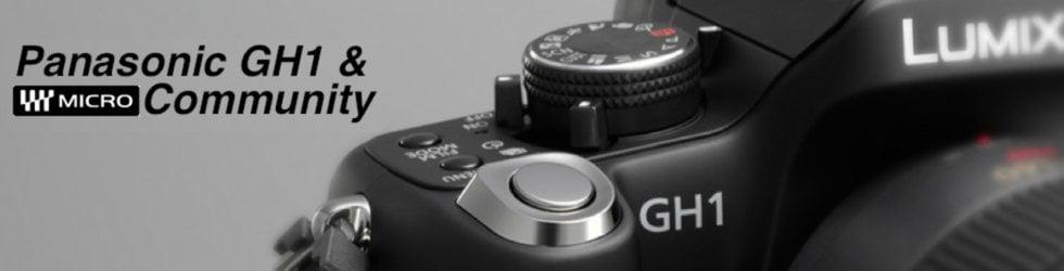 Panasonic GHx & micro4/3 Community