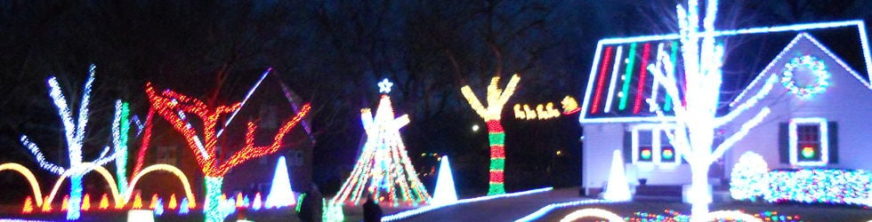 Christmas at the McKinneys