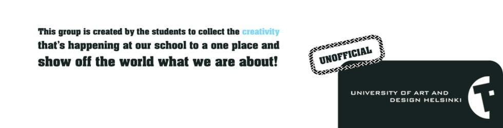 (Unofficial) Taideteollinen korkeakoulu / University of Art and Design Helsinki