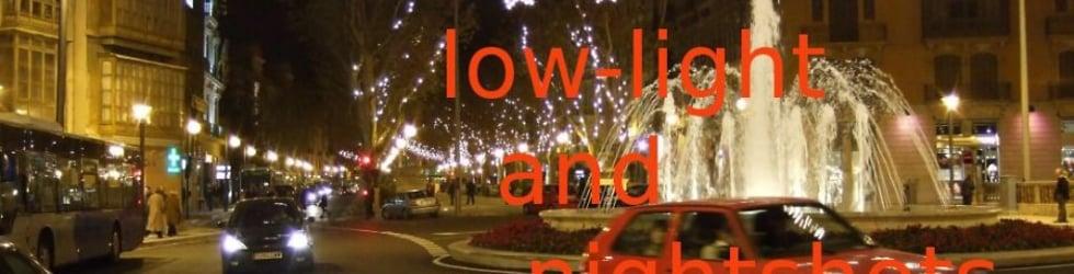 -> Low-Light /- Nightshots (group)