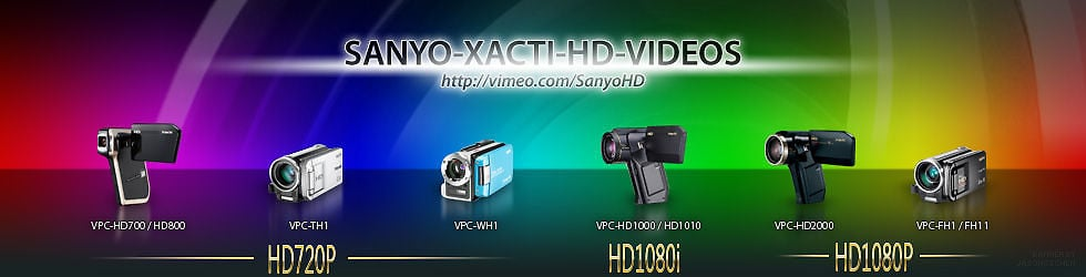 Sanyo-Xacti-HD-Videos (group)