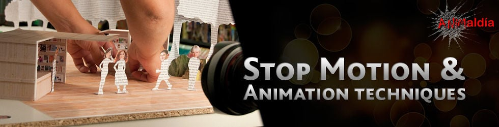 Stop Motion & Animation techniques.