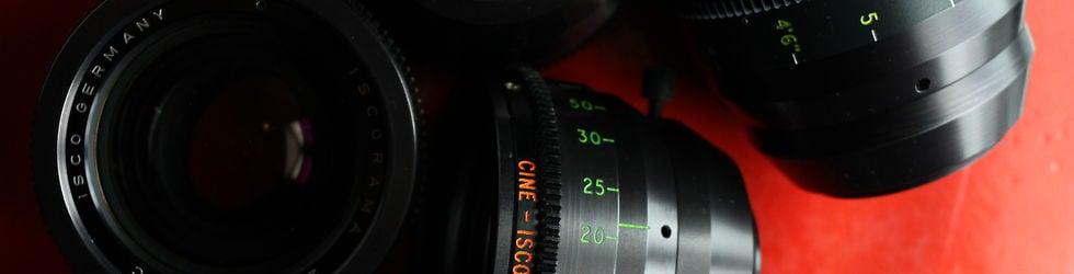 tony's ANAMORPHIC lens film club..