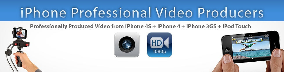 iPhone Professional Video Creators