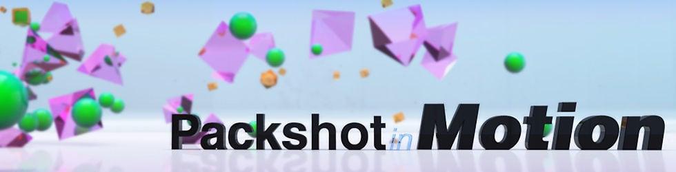 Packshot in Motion