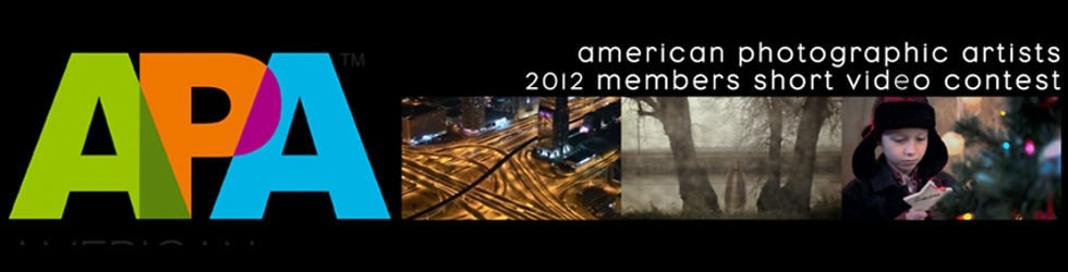 The 2012 APA Short Video Contest