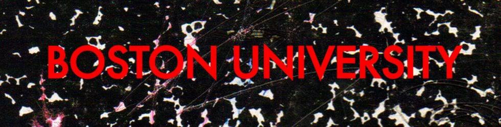 Boston University Film and Television