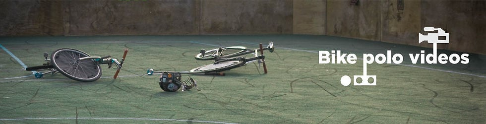 Bike polo videos