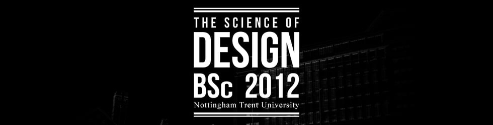 Science Of Design BSC 2012