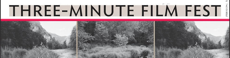Gila River Festival--Three-Minute Film Fest