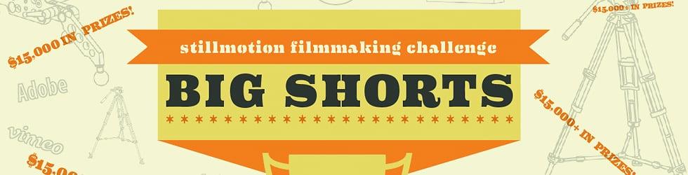 Big Shorts - Filmmaking Challenge