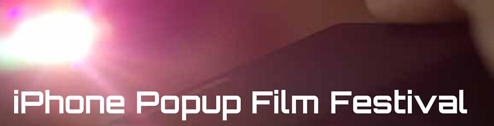 iPhone Popup Film Festival