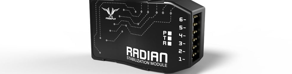 Freefly Radian Stabilizer
