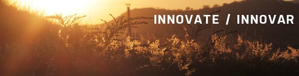 Innovate/ innovar