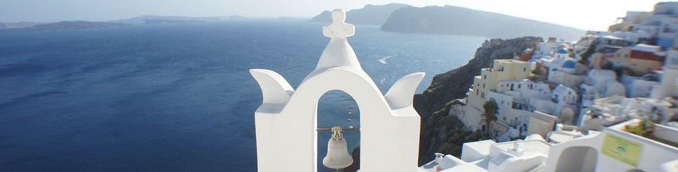 Weddings in Santorini