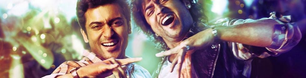 Maattrraan Film  VFX - Conjoined Twins - played by single artist