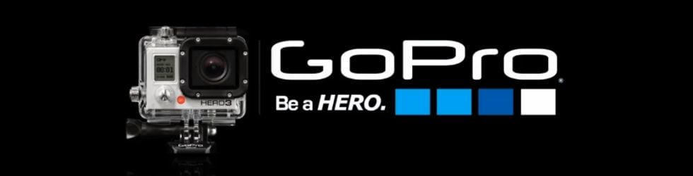 GoPro hero 3 Black Edition - Extreme Sports HD