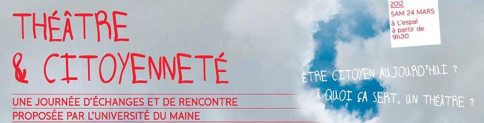 THEATRE & CITOYENNETE