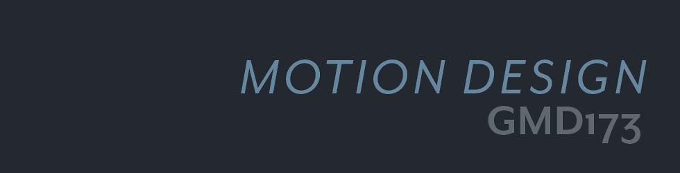 Motion Design / GMD173