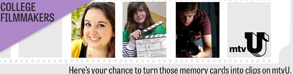 mtvU's College Filmmakers