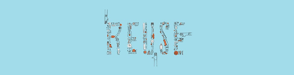2013/03 CreativeMornings: Reuse