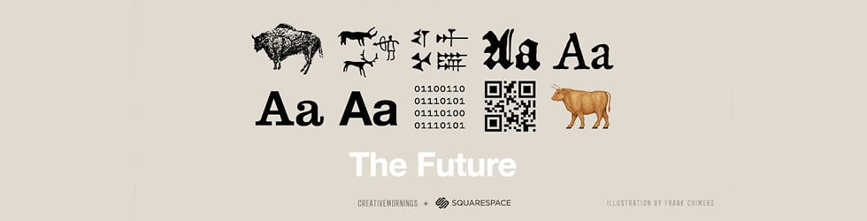 2013/04 CreativeMornings: The Future