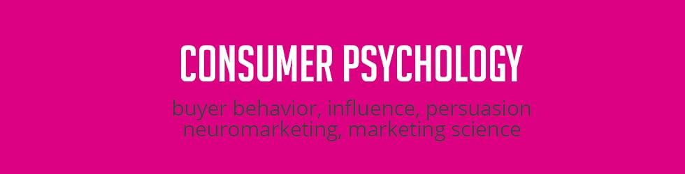 consumer psychology, neuromarketing