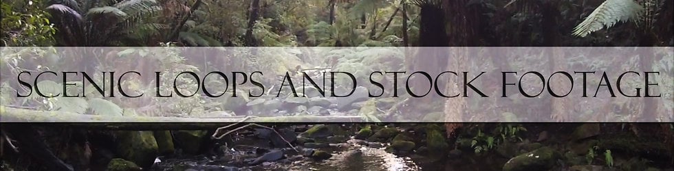 Scenic Loops & Stock Footage